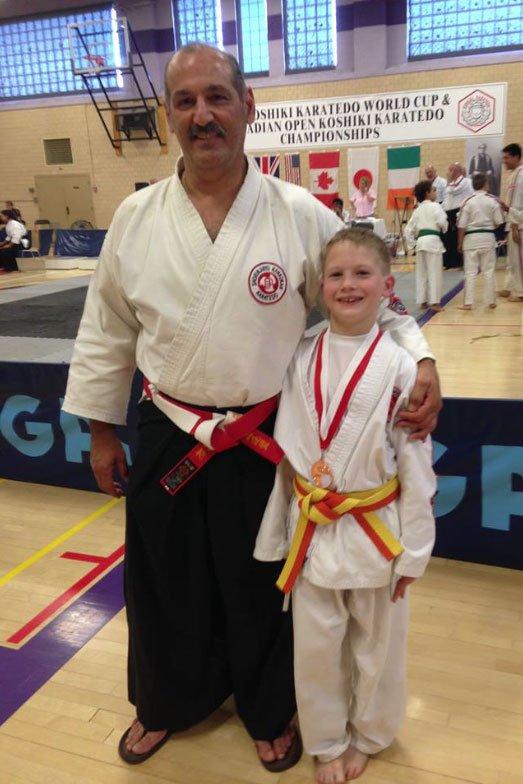 Karate Archives - George Manoli Inc