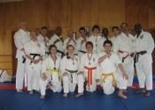 Inter-club Koshiki tournament - March 20, 2010
