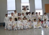 Thursdays childrens class - White/Yellow belt promotion