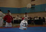 Alex being coached by Dan - Toronto Koshiki Championships