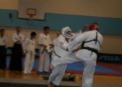 Mark during his Koshiki fight - Toronto Koshiki Championships