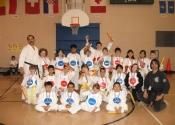 Children's Karate class - The Priory