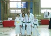 Hudson Tournament - 5 Medals - February 19, 2011.