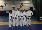 Brown belt exam - May 21, 2011