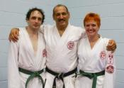 Green belt exam - June 16, 2011