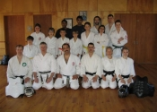 Group picture - Baie d'Urfé club 2001