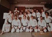 Seidokwan Academy, Gohaku shiai & Dan promotion - 1978 -80