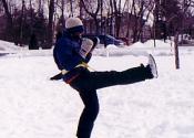 Winter Karate camp - Baie d'Urfé