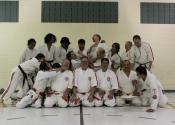 Black Belt exam for Daniel & Marc: Fun, fun, fun - Nov. 5, 2011