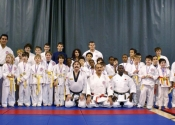 2011 December inhouse Koshiki Karate Tournament - Kids