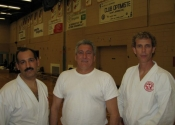 World class Karateka's during their time