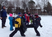 2016 Winter Camp February Childrens class