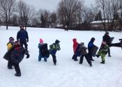 2016 Winter Camp February Childrens class