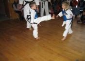 Children in action - team tournament Baie d'Urfé