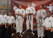 Kata with Adam coming in third