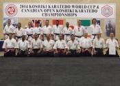 Canadian Open Koshiki Karatedo Championships 2014