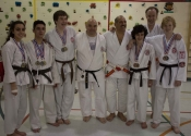 Tournament in Ste-Sophie March 2016