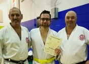 Who says it's too late for a 40 year old to start martial arts?