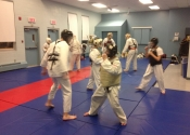 Thursday Karate Class 2016