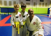 Belt Exam at Beaconsfield Rec Center