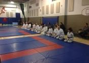 Koshiki Contact Karate tournament. Dec. 3rd 2016, Beaconsfield Recreation Centre