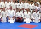 Koshiki championships, Fanshawe College, July 2017. Marc, George, Antoine