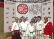 Koshiki championships, Fanshawe College, July 2017. Hisataka,Marc, George, Adam, Antoine