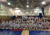 Beaconsfield Recreation Center, Gohaku Shiai - children's division. June 2, 2018. Schools from Sherbrooke, St. Sophie, Côté St. Luc, Ontario and Beaconsfield were present.