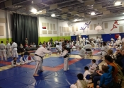 Beaconsfield Recreation Centre, Gohaku shiai, Koshiki tournament. Schools representing: Sherbrooke, St. Sophie, Mirabel, Montreal North, Cote St. Luc and Beaconsfield competed. Dec. 1, 2018. Well done everyone.