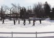 Winter Karate Camp 2004 Baie d'Urfé