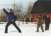 Winter Karate Camp 2004 Baie d'Urfé