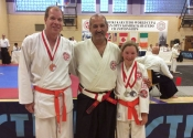 Tokon Dojo in Toronto at the Canadian Koshiki Championships