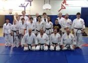Tokon Dojo Year End Class June 2015 Beaconsfield
