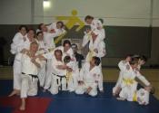 2012 December Belt promotion