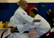 Shodan level Black Belt Ceremony October 2012