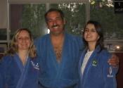 Blue belt Judo exam - June 2009