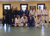 Arena BJJ - Saturday class and promotions