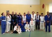 Arena BJJ class photo