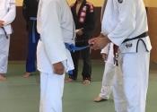 Blue belt 2nd stripe Sept 2017 Arena BJJ Professor Marcello Tolentino, Arena BJJ