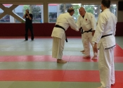 Sensei Manoli Black Belt in Judo
