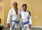 Surrounded by kind & helpful friends. A true family at Arena BJJ