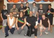 Grappling & Karate Workshop 2012