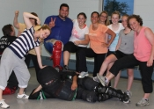 City of Beaconsfield, hands-on self-defense course, June 2011