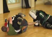 2 vs. 1 Downtown YMCA (International program training): Aug. 2005