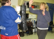 Assault prevention workshop in Bedford - Nov. 07