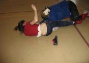 Marie Clarac self-defence course for Sec. V - 2006