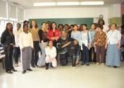 Sécurité des femmes au CRECA. juin 2007