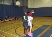 Assault prevention Royal West Academy May 2014