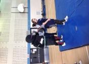 Marie Clarac 2017 - self defence course, April 2017