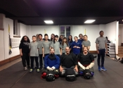 Villa Maria high school. Hands-on Self defence course for teens (boys and girls). September - November 2018.